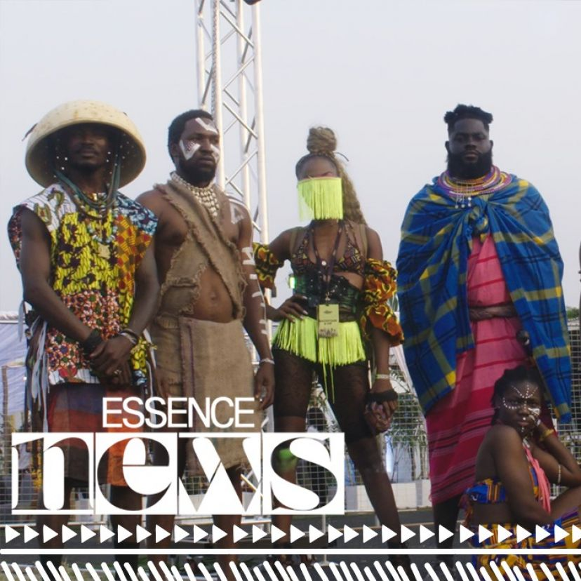WATCH: ESSENCE Full Circle Festival Day 2 - The Afrochella Experience