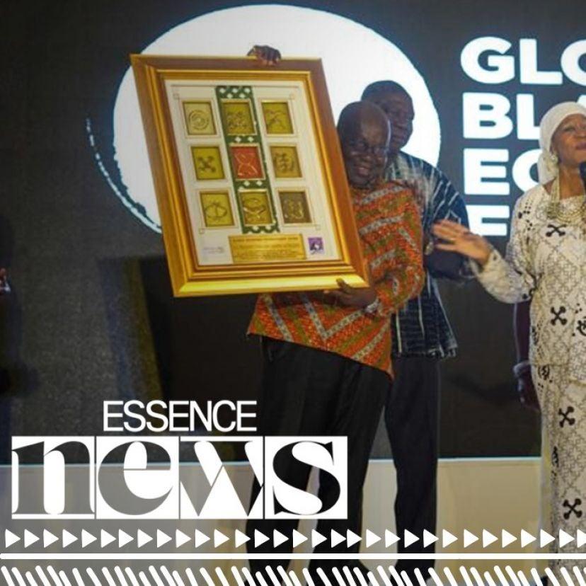 ESSENCE Global Black Economic Forum - Africa