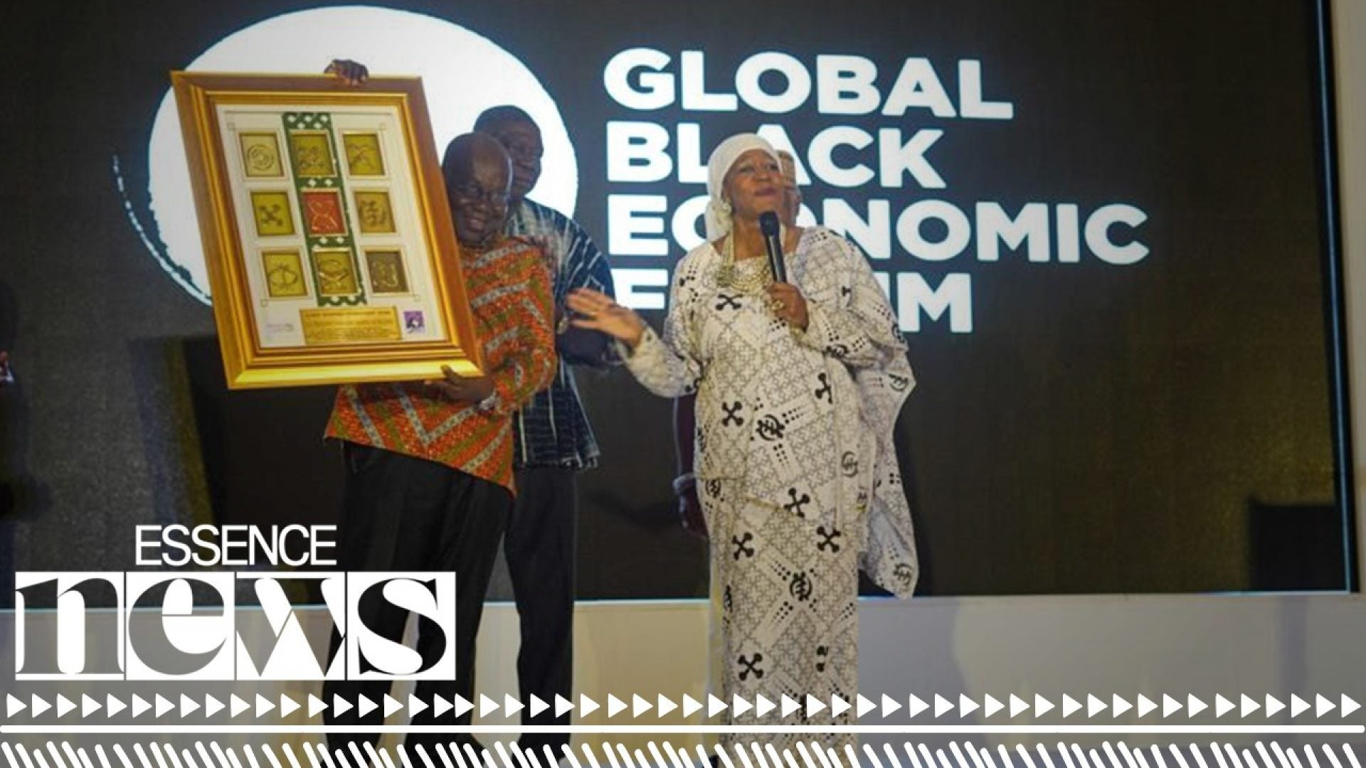 ESSENCE Global Black Economic Forum – Africa