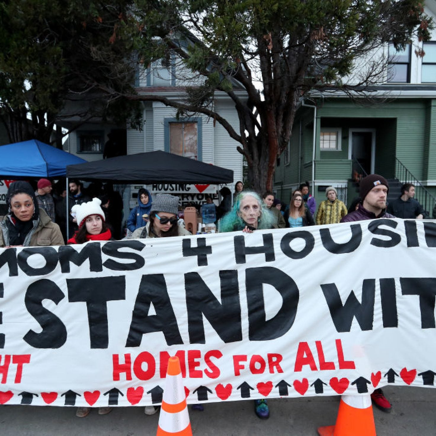 All Eyes On Oakland: Moms 4 Housing Continues To Fight