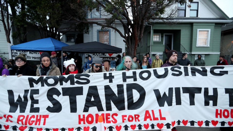 The Growing Movement For Housing Justice