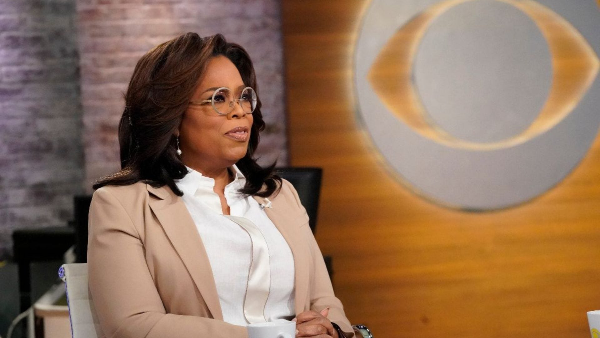Oprah Winfrey Reveals Why She Left Russell Simmons #MeToo Documentary