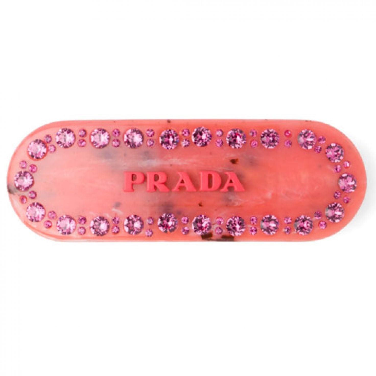 Editors Pick: These New Prada Hair Clips Are So Dreamy