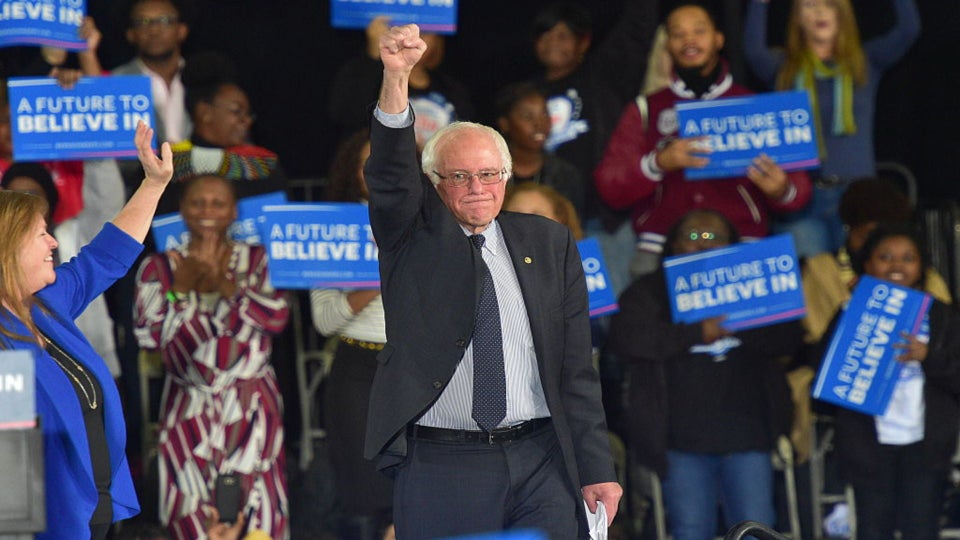 Sanders Starts 2020 With Promising Poll Numbers