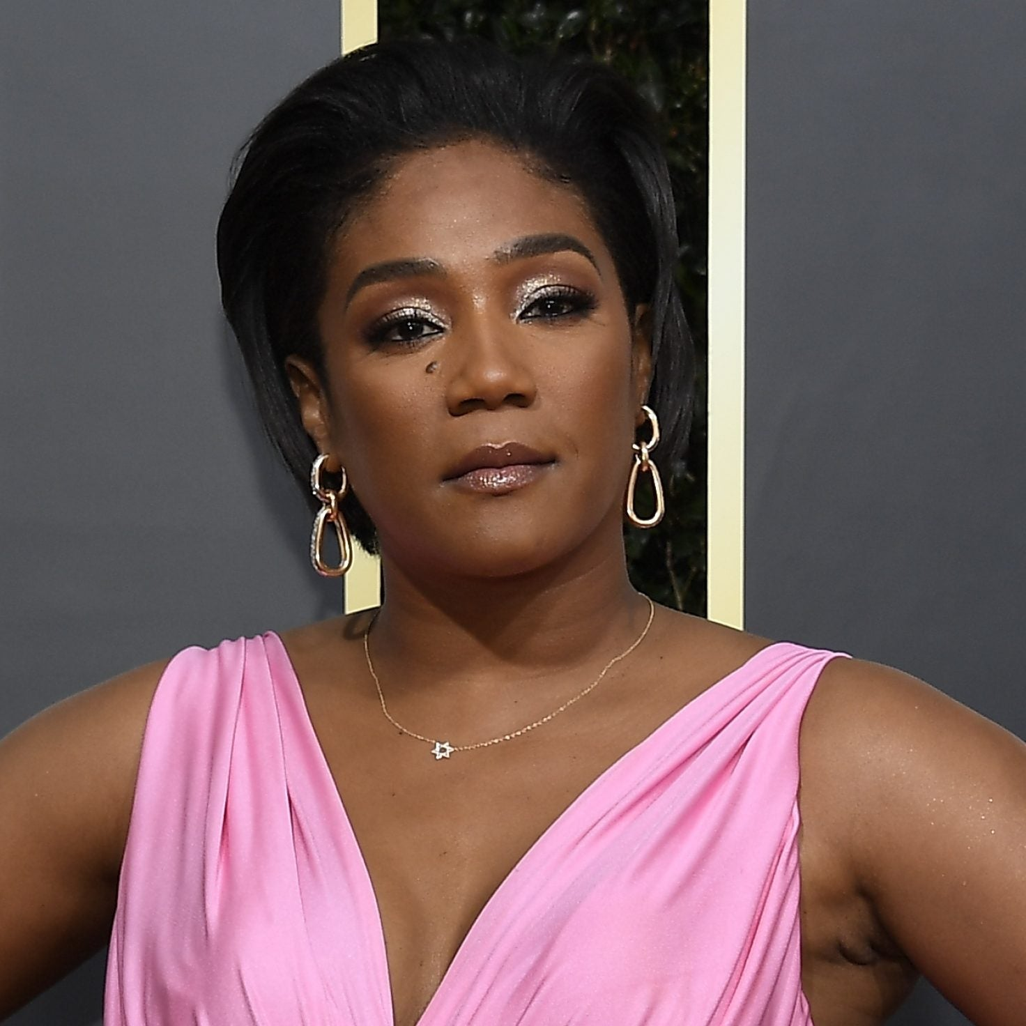 Tiffany Haddish Wore Over $100k In Jewelry At The Golden Globes