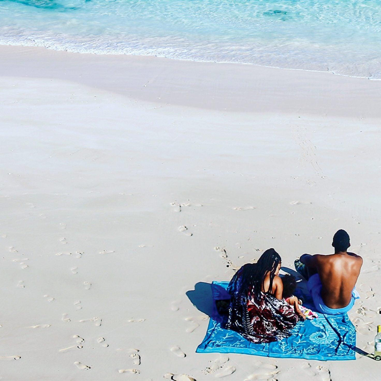 Eudoxie Bridges On Nourishing Her Spirit In Eleuthera, Bahamas