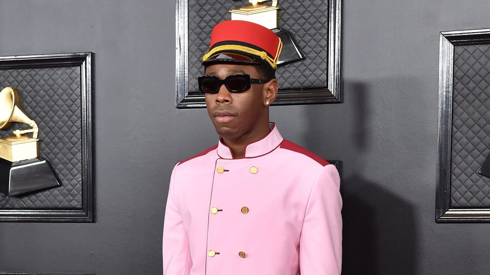 The Best Dressed Men At The 62nd Annual Grammy Awards