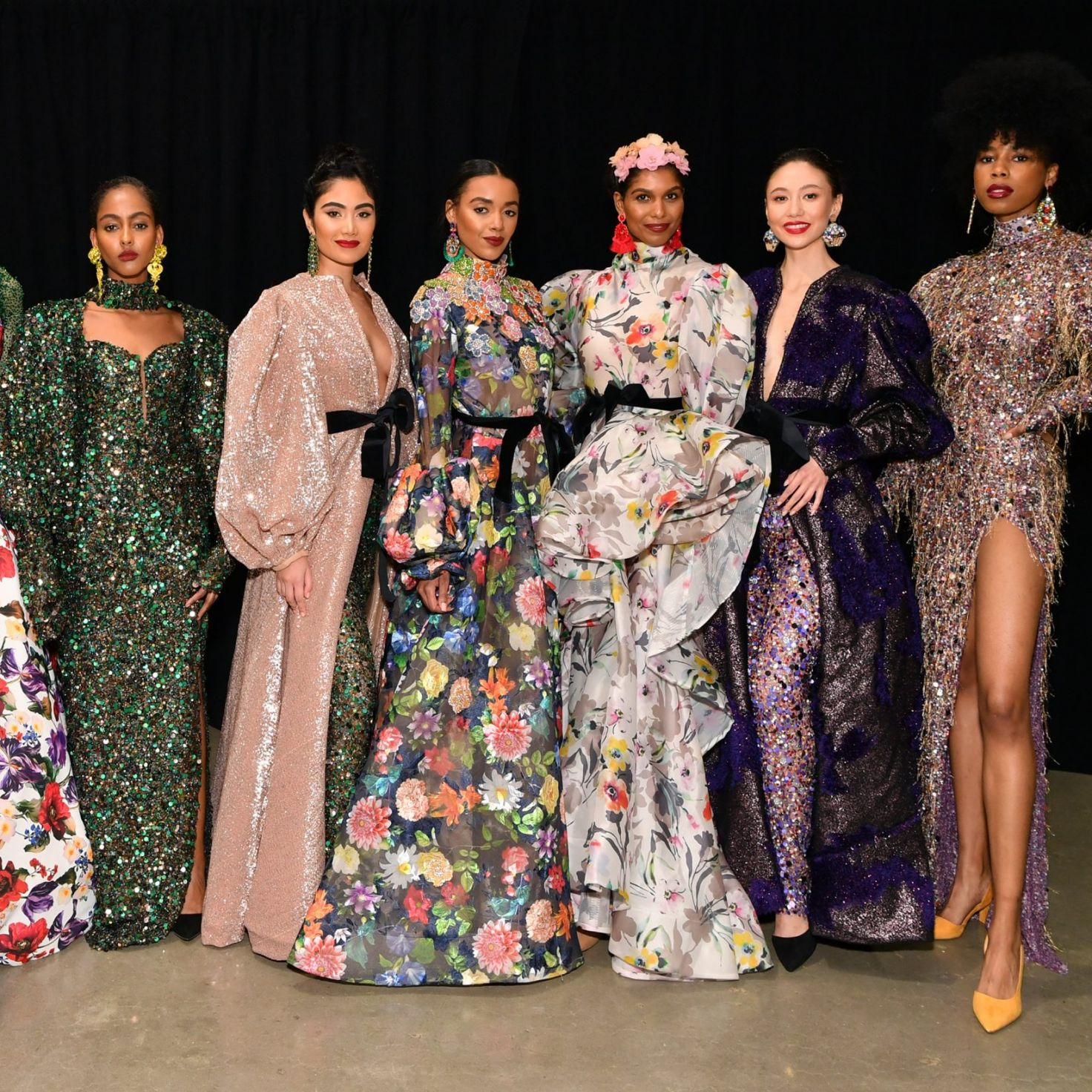 Ese Azenabor Presents Fall/Winter 2020 Collection At ESSENCE Fashion House