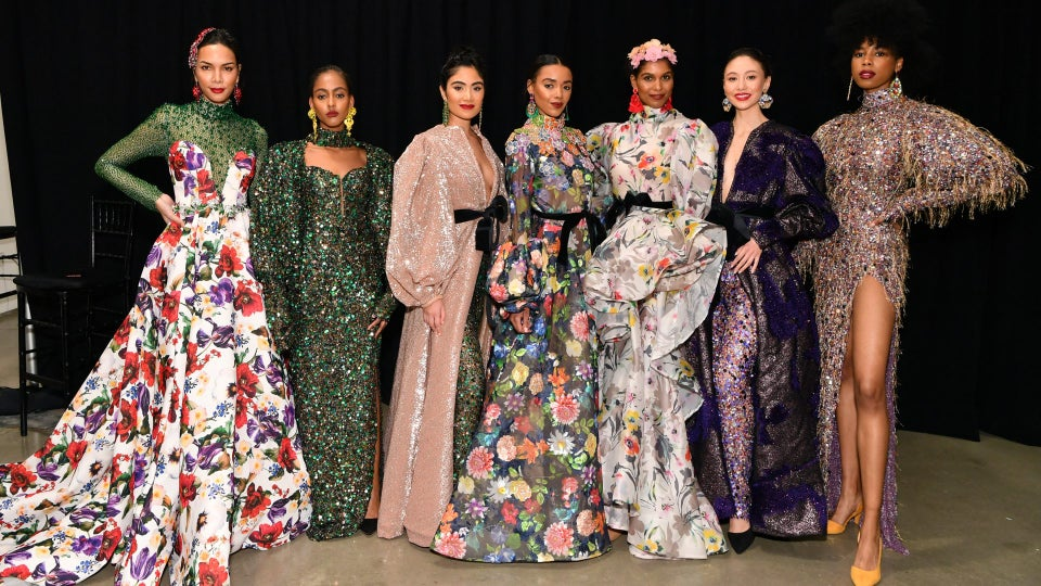Esé Azénabor Presents Fall/Winter 2020 At Fashion House