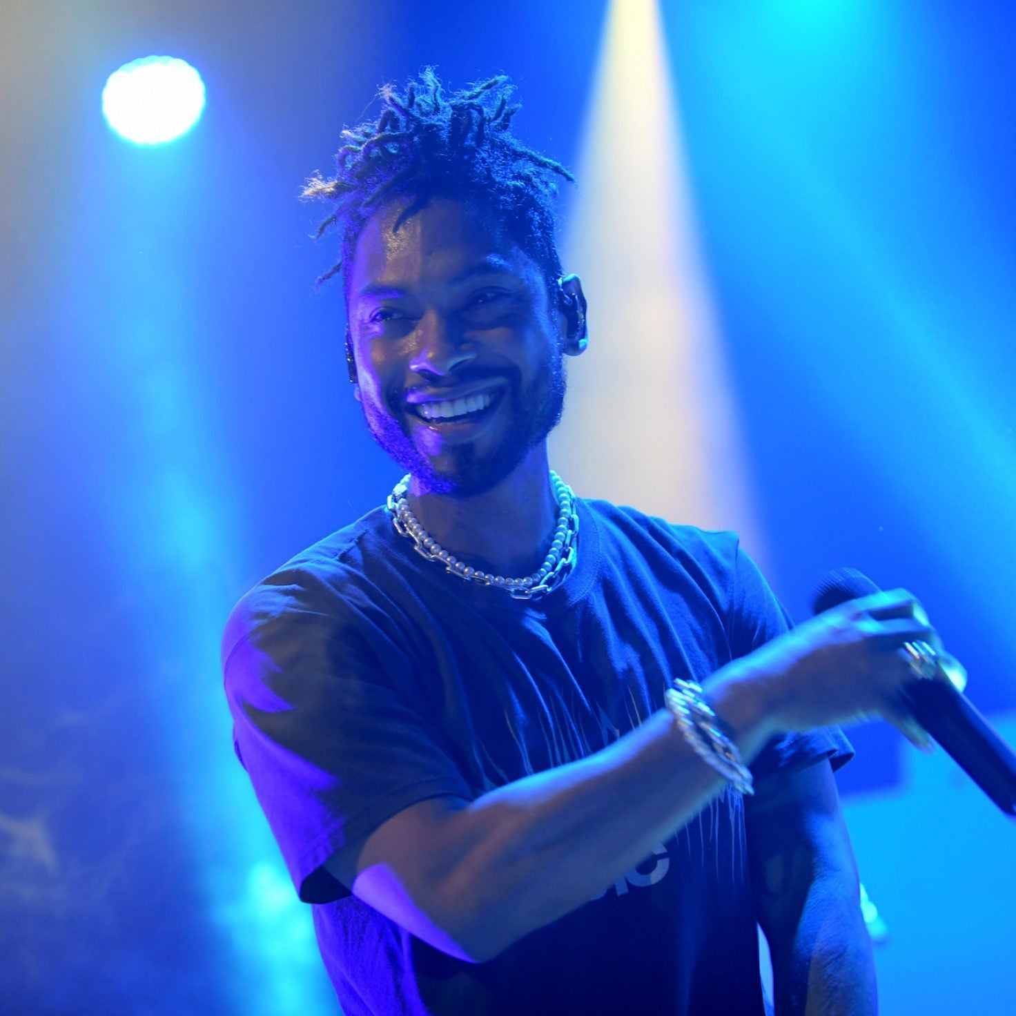 Miguel, Anthony Hamilton, Ziggy Marley Join Global Citizen's 'Together At Home' Series