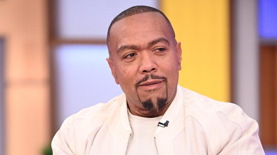Timbaland Reveals Opioid Addiction