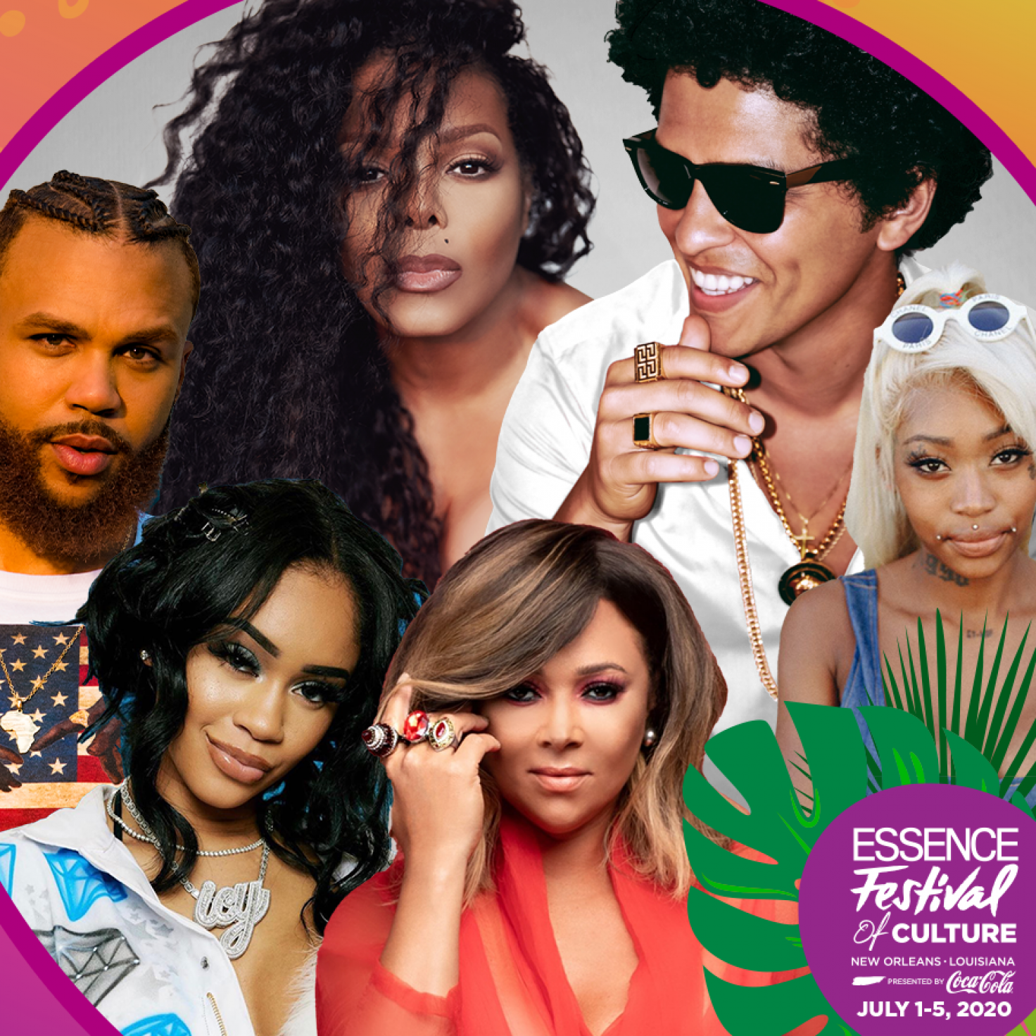 Essence Fest 2020: Here's The Full Superdome Lineup So Far!