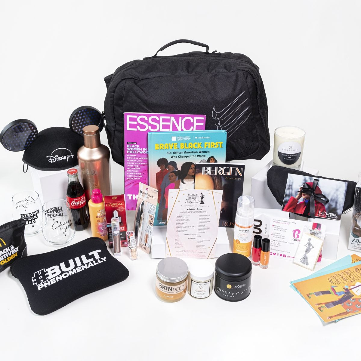 A Peek Inside The Official 2020 ESSENCE Black Women In Hollywood Gift Bag