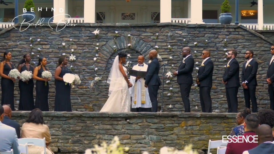 ESSENCE Introduces 'Behind Bridal Bliss' Wedding Video Series