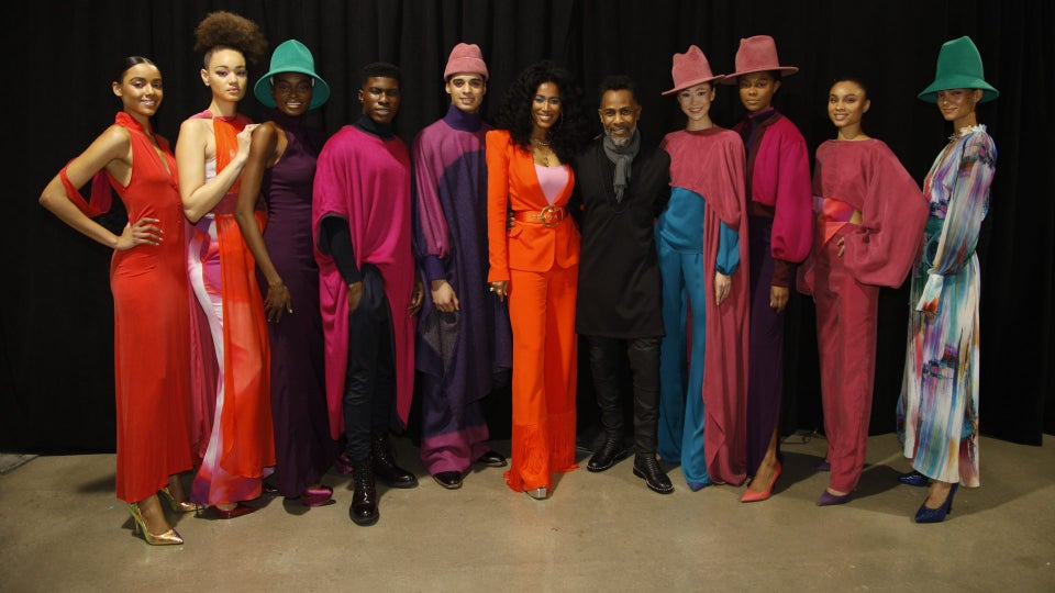 Carlton Jones Debuts His First Fall/Winter Collection At ESSENCE Fashion House