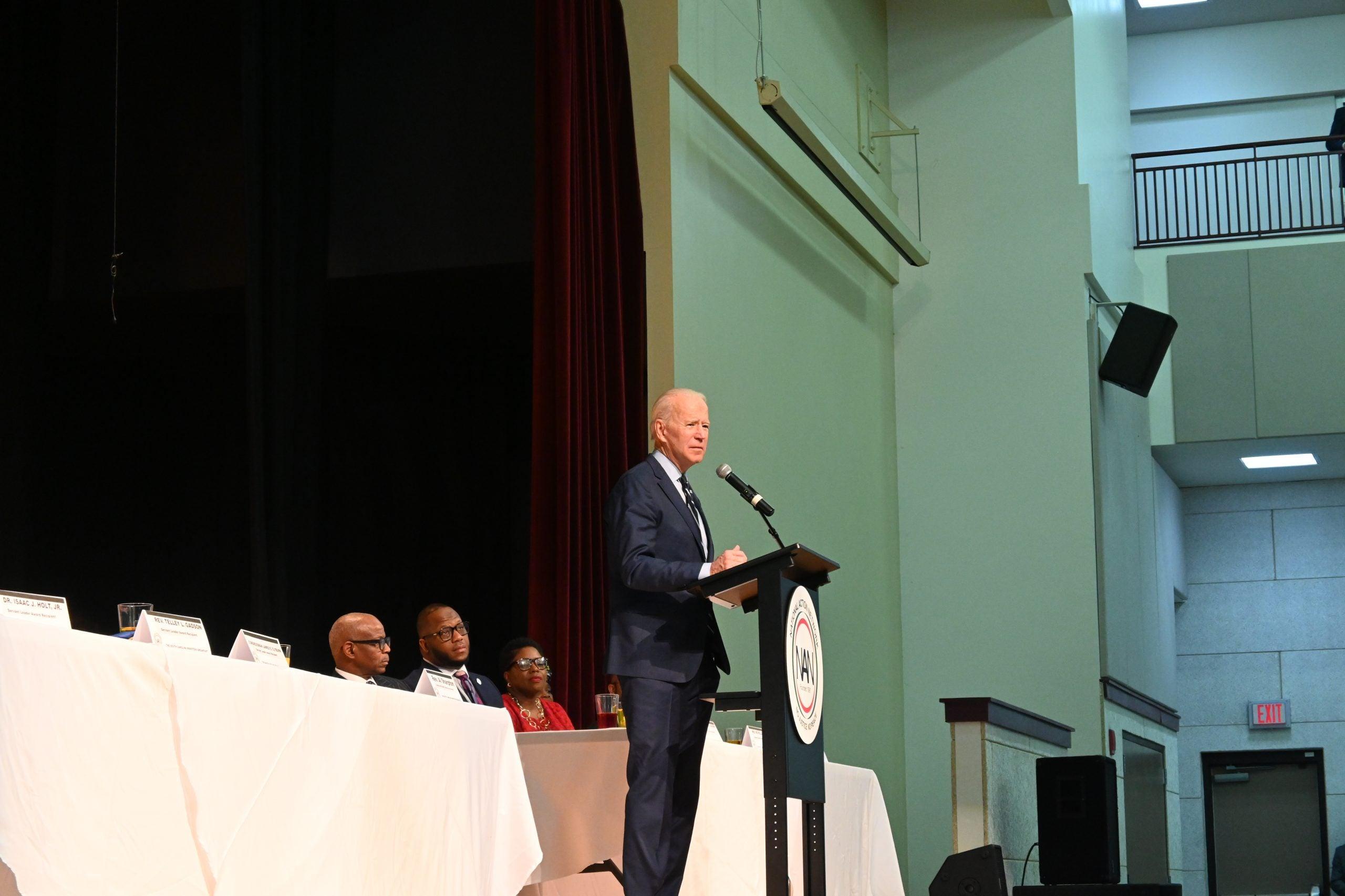 candidate Joe Biden