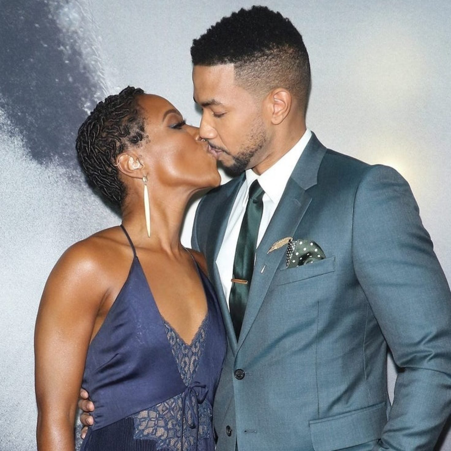 Black Love Shined At 'The Photograph' World Premiere In New York City