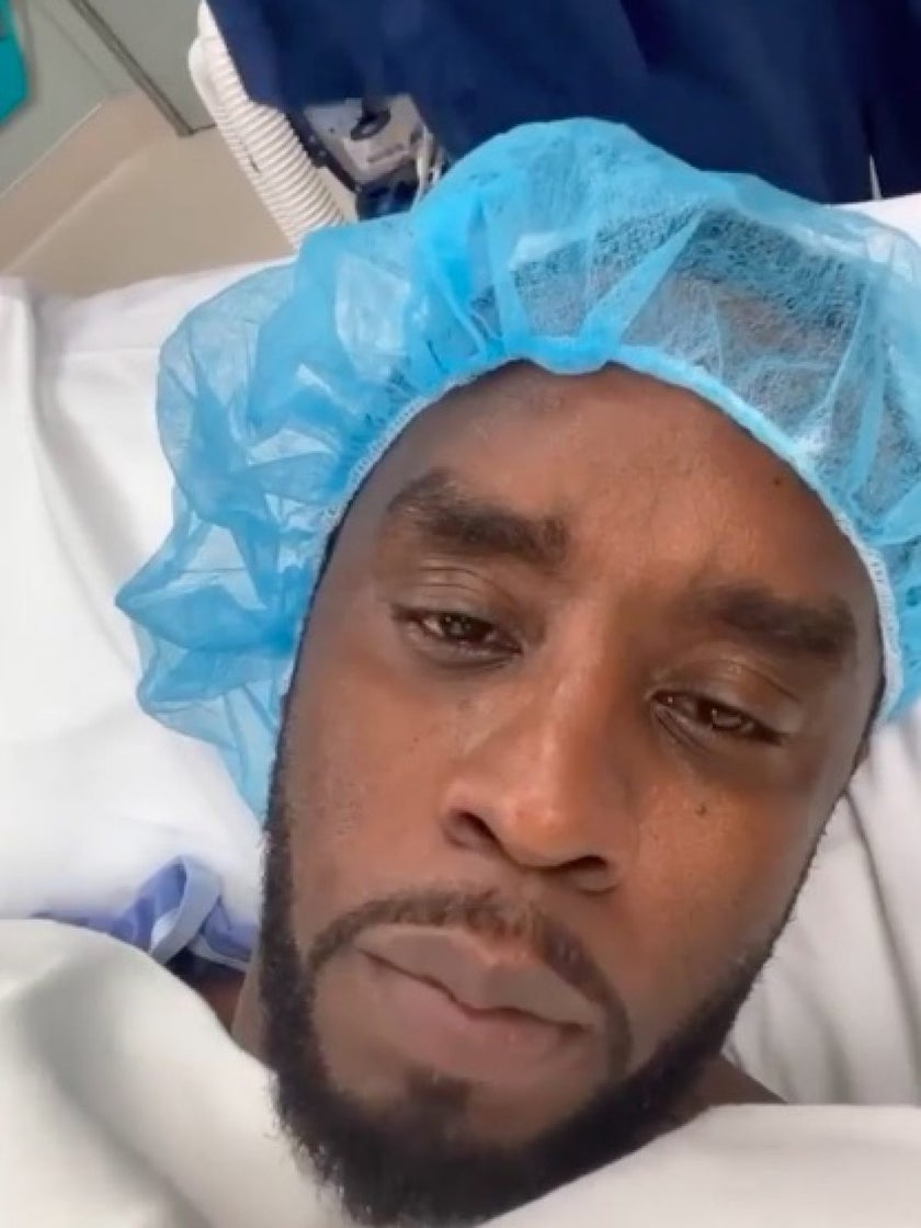 Diddy Undergoes Fourth Surgery In Two Years