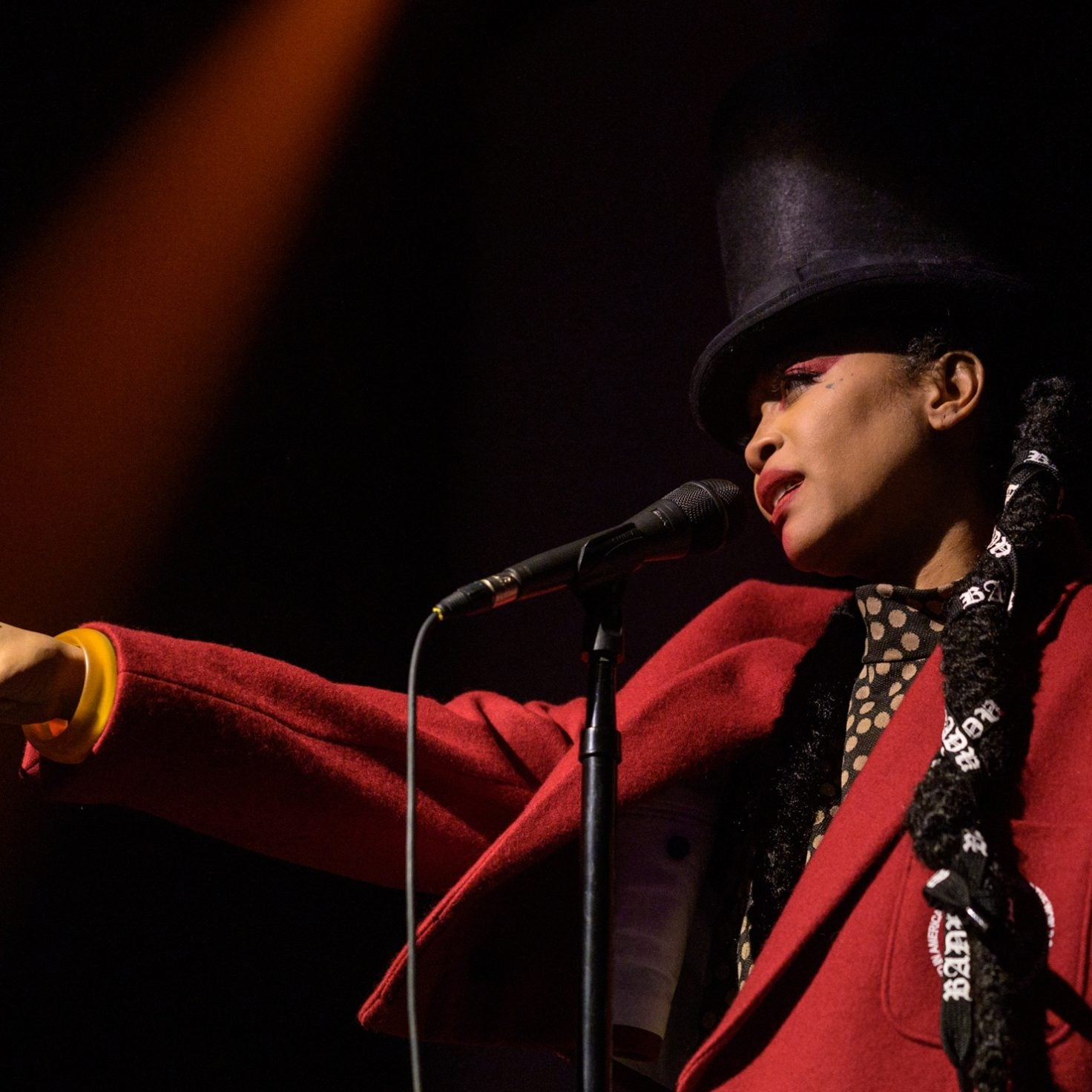 An Inside Look At Erykah Badu's Birthday Bash