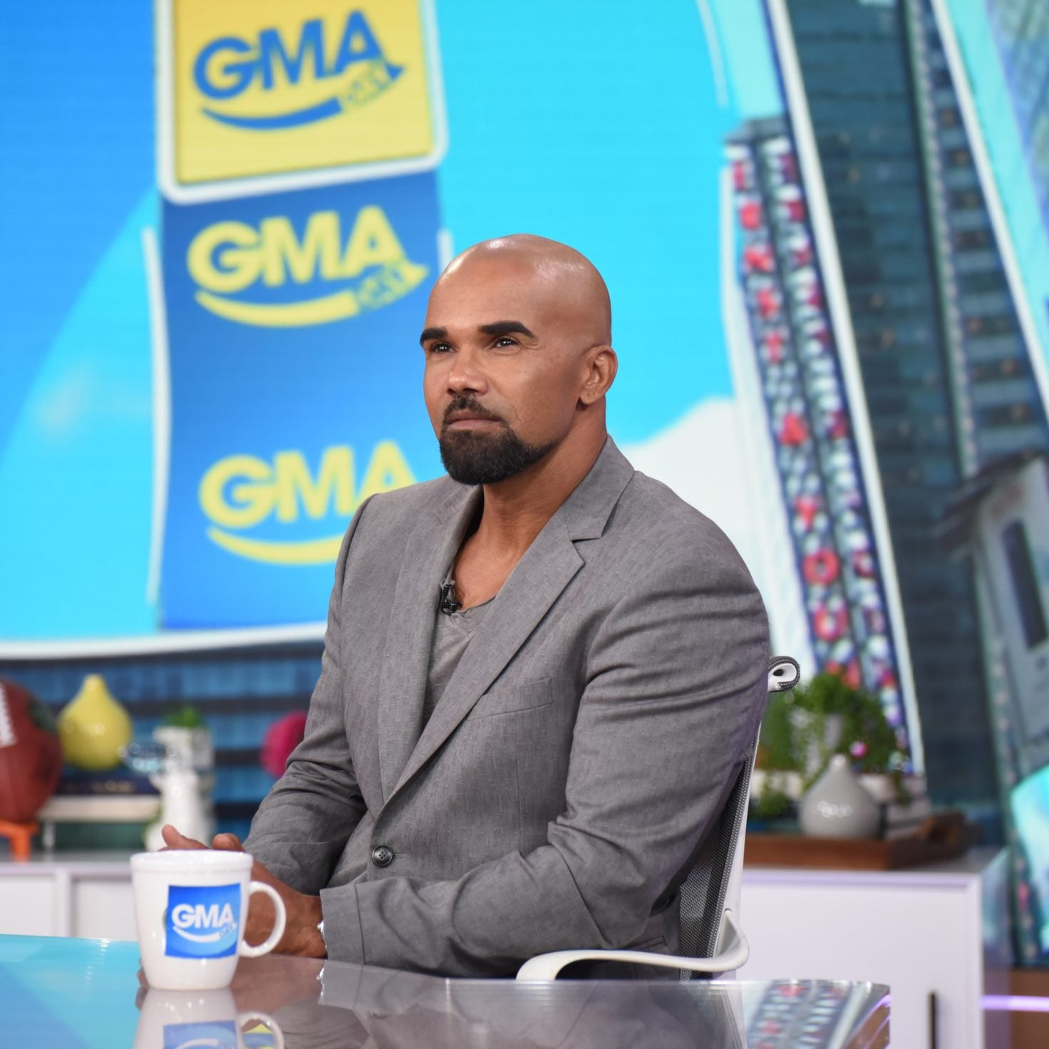 Shemar Moore Explains Why He Kept His Mother's Death A Secret Until Now