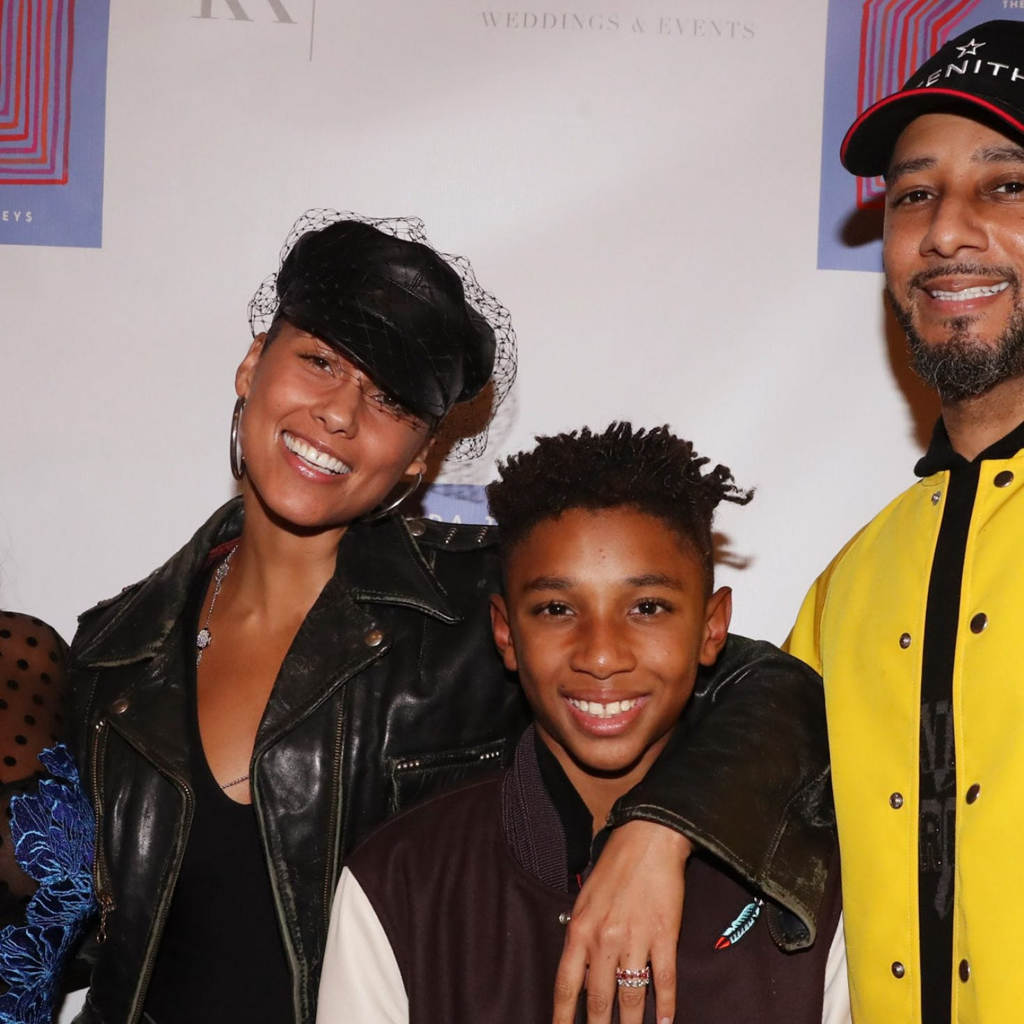 Good And Grown! We Applaud These Celebs Who Make Co-Parenting Look Easy