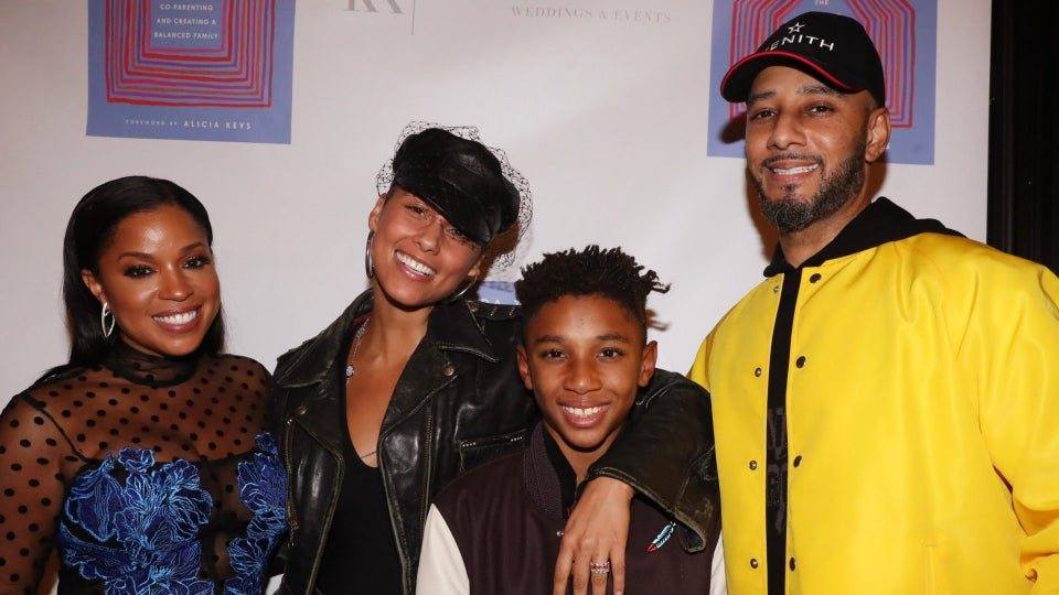 These Celebrity Exes Make Co-Parenting Look Easy