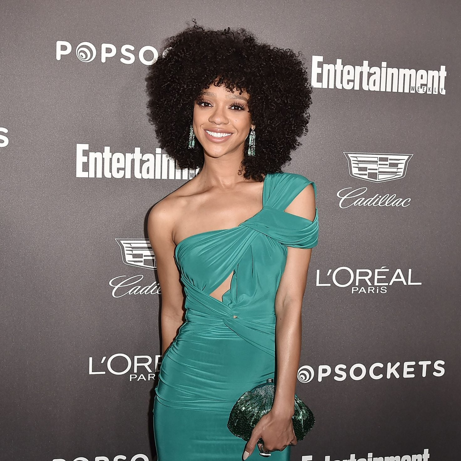 Tiffany Boone Breaks Her Silence On Leaving 'The Chi' After Being Allegedly Harassed By Jason Mitchell