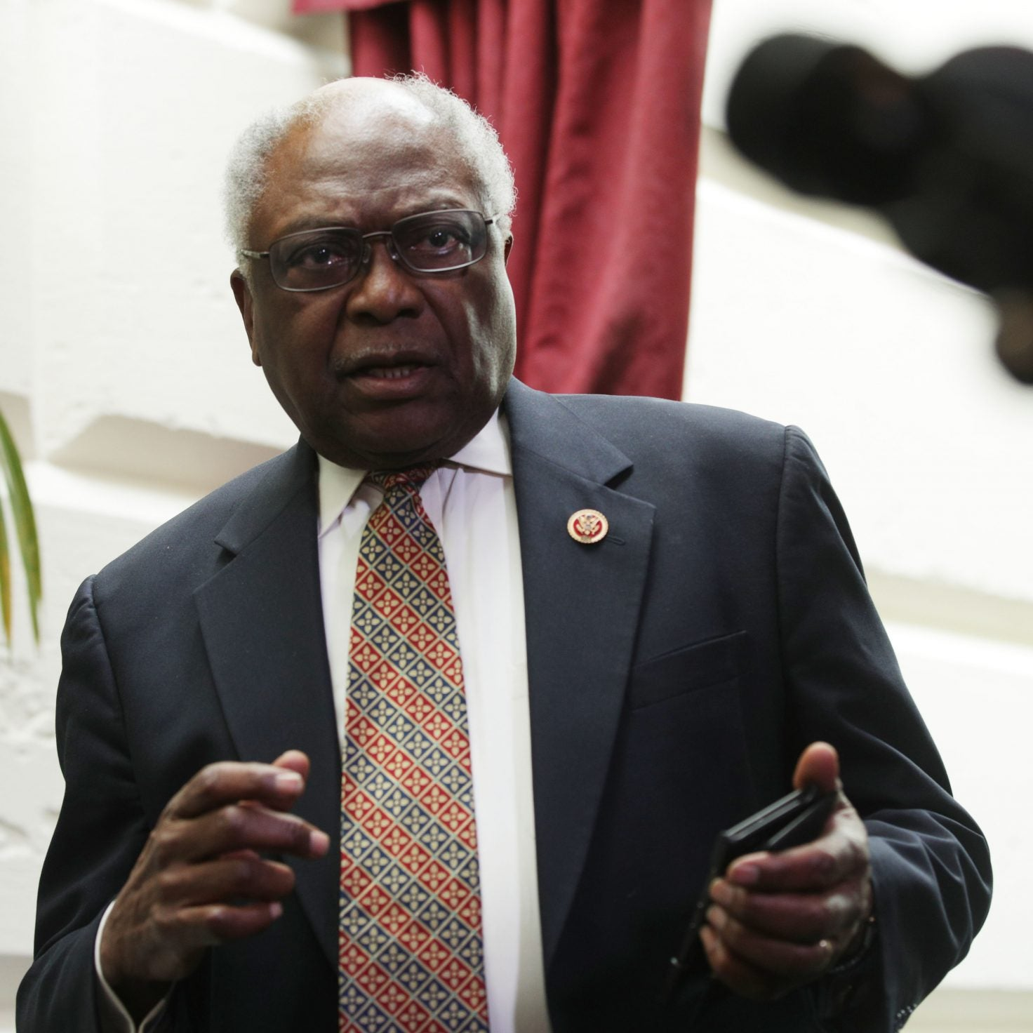 Rep. Jim Clyburn Expected To Make Endorsement Ahead Of SC Primary