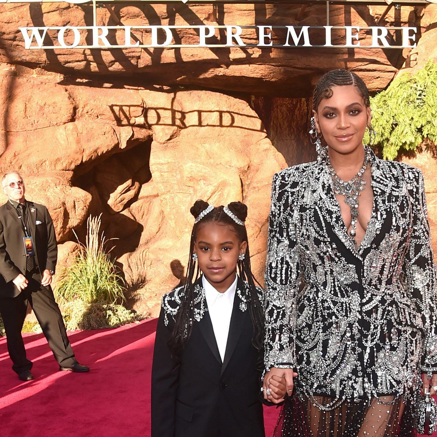 Blue Ivy Carter Wins Her First NAACP Image Award For 'Brown Skin Girl'