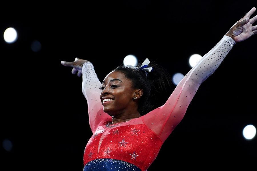 Simone Biles Is Done With Competing And It Has Nothing To Do With Gymnastics