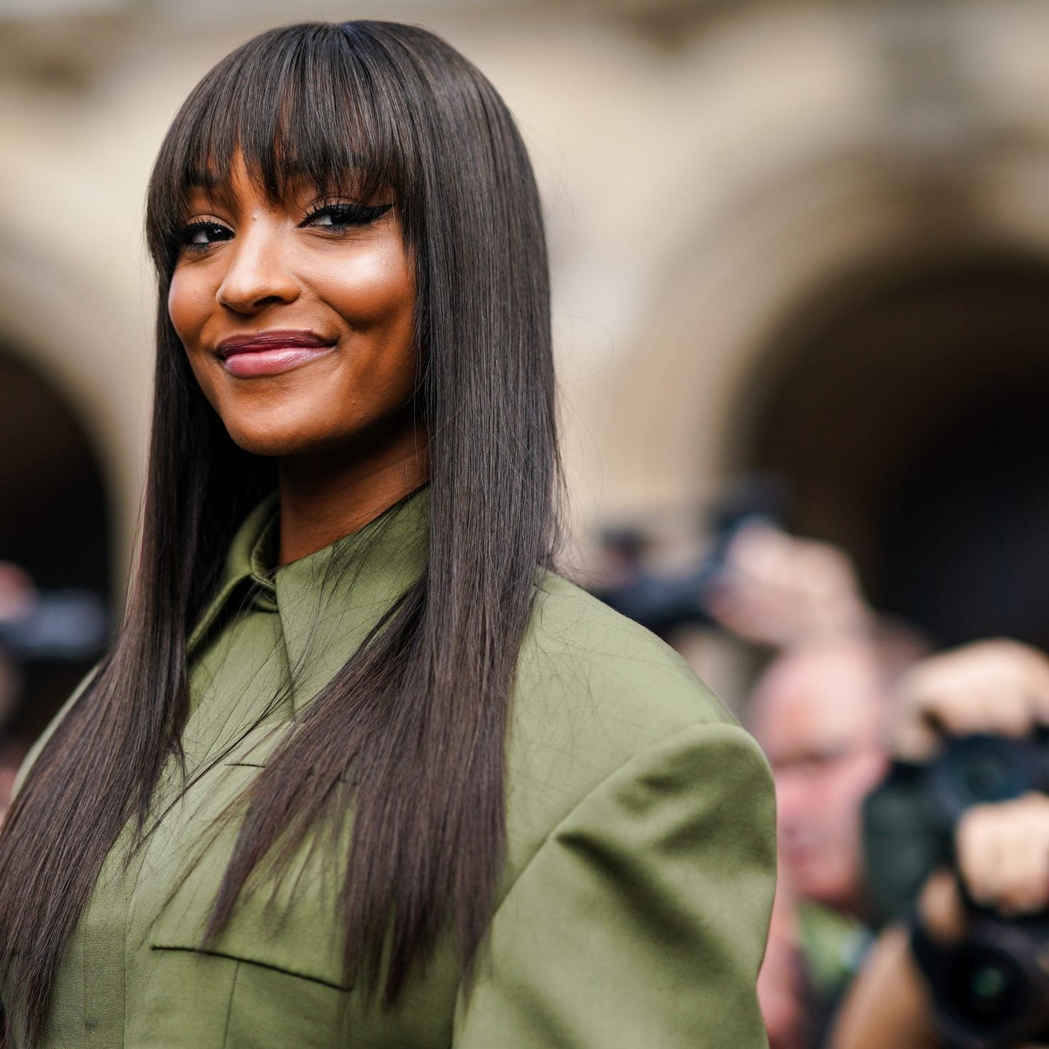 Wifey To Be! Model Jourdan Dunn Shows Off Her Dazzling Engagement Ring