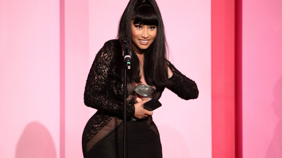 Nicki Minaj Is Still The Queen On Fiery New Single 'Yikes'