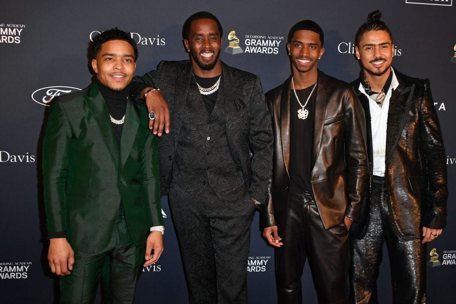 'Making The Band' Taps Diddy's Sons For Reboot And Announces Casting Tour Stops