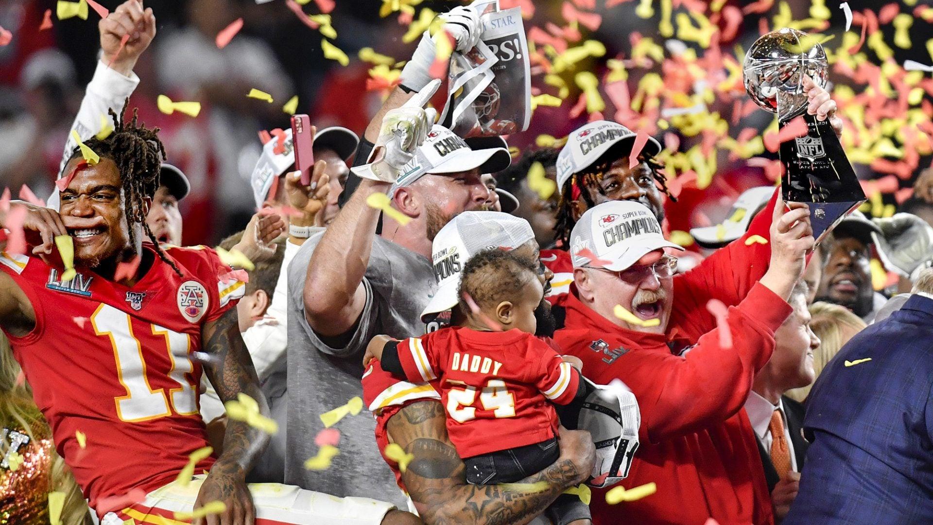 Trump Deletes Tweet Congratulating Kansas After Chiefs Win Super Bowl