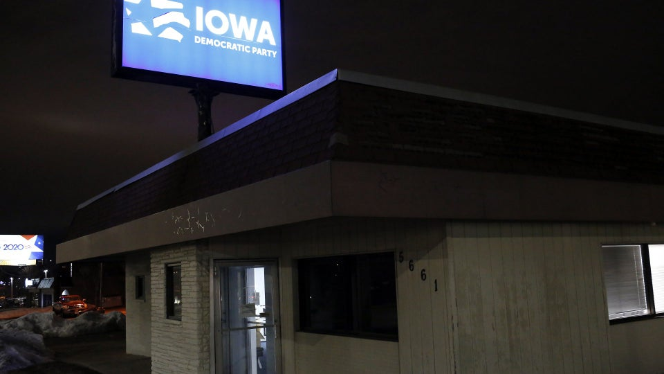 Iowa Caucus Results Delayed Amid Tech Issues And 'Inconsistencies'