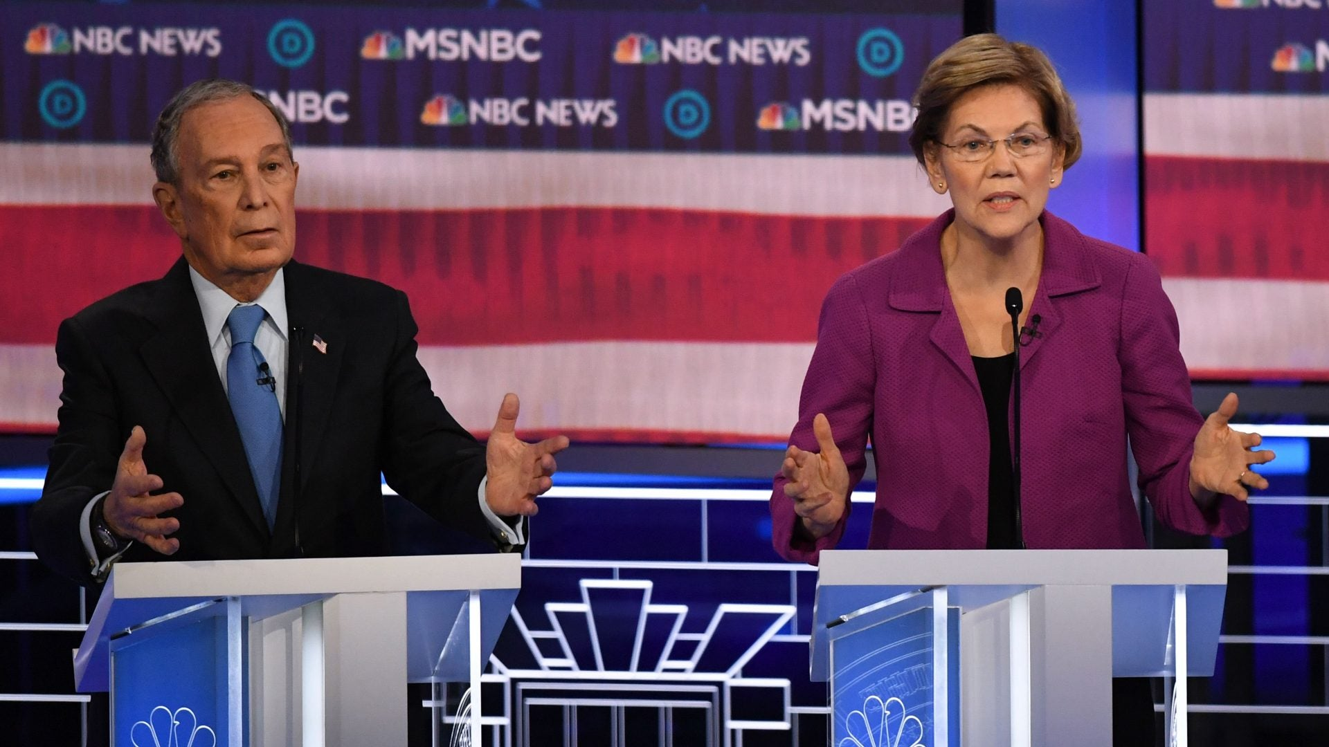 Elizabeth Warren Drafts Document For Bloomberg To Release People From NDAs