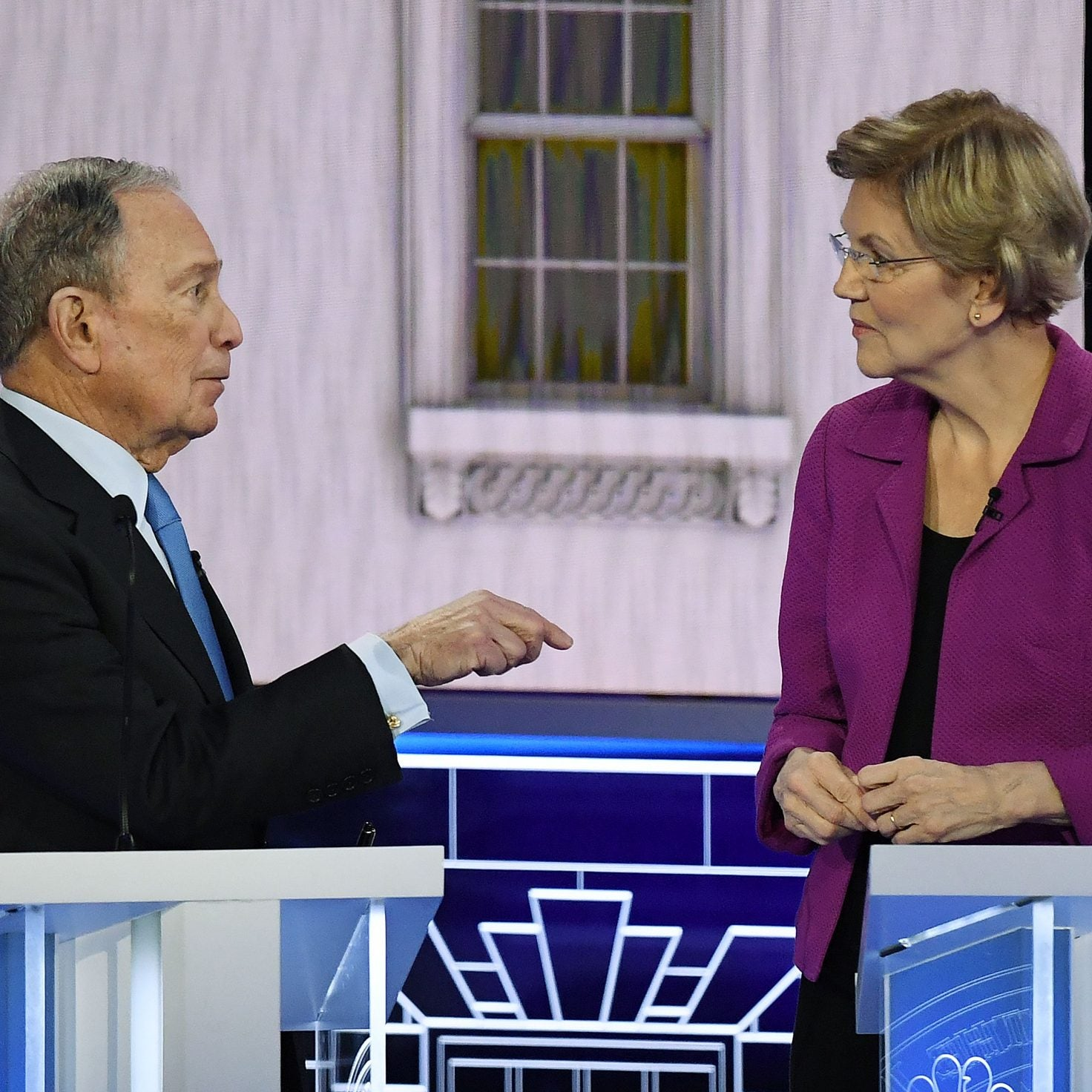 Black Twitter Has Spoken: Warren Ethered Bloomberg During Last Night's Debate