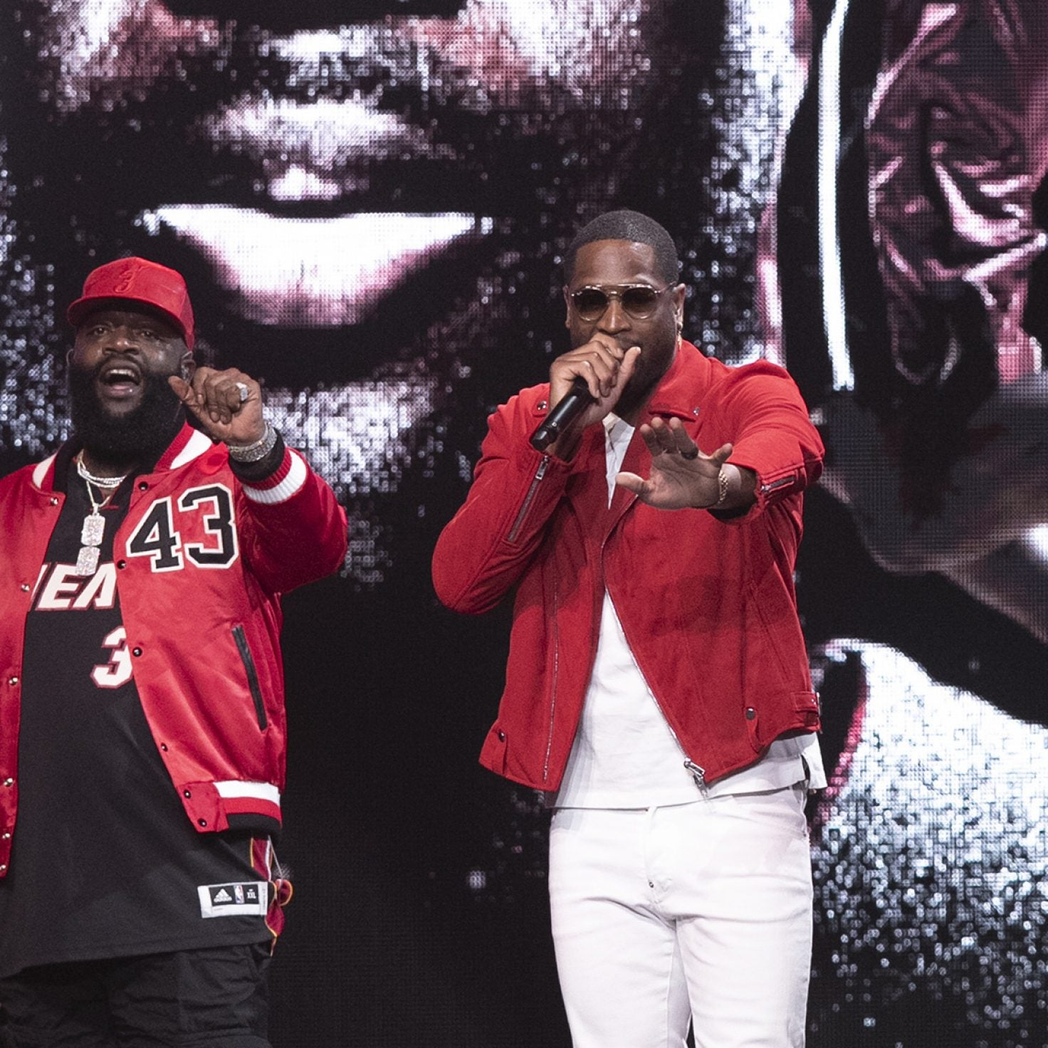 Dwyane Wade Makes Rap Debut On Rick Ross Single ''Season Ticket Holder''