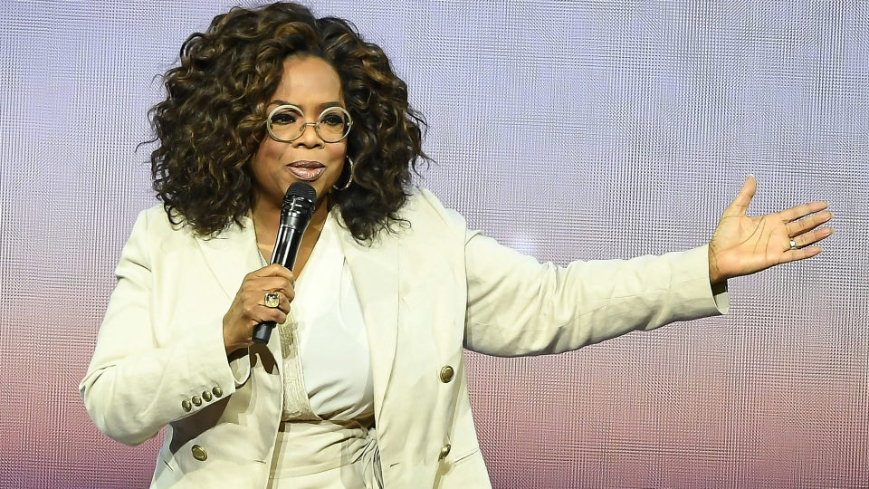 Oprah Winfrey Gets Emotional Talking About $12M Donation To Food-Insecure Families
