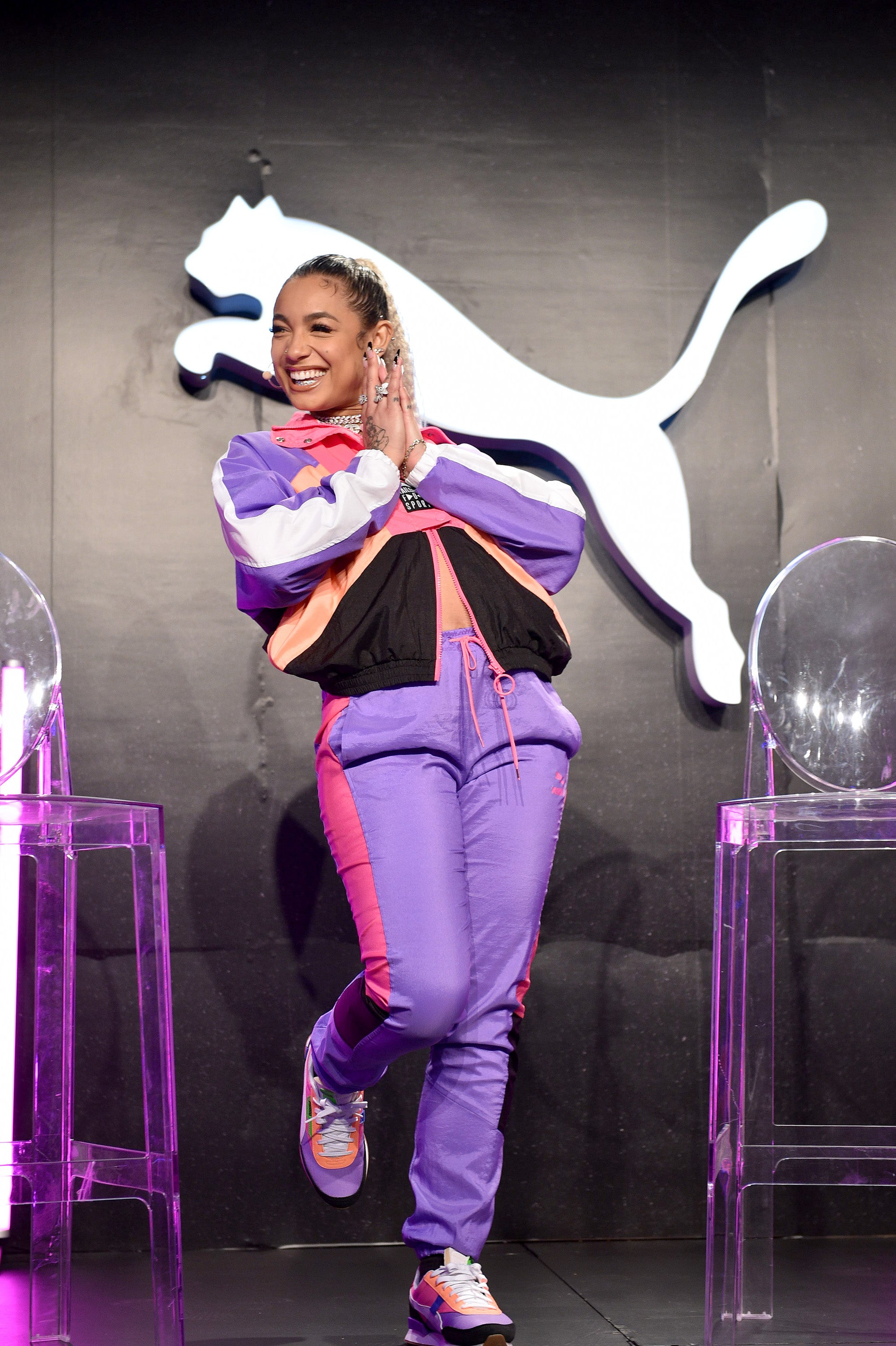 DaniLeigh Is PUMA's Final Comfy Lady, Right here's Why