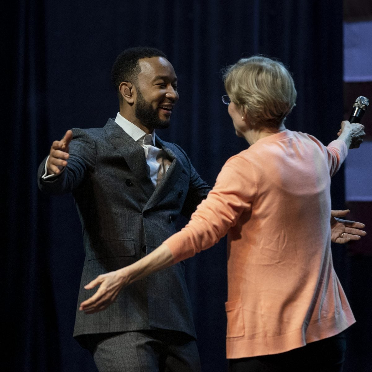 Presidential Candidates Pull Out All The Stops To Win Over Black South Carolina Voters