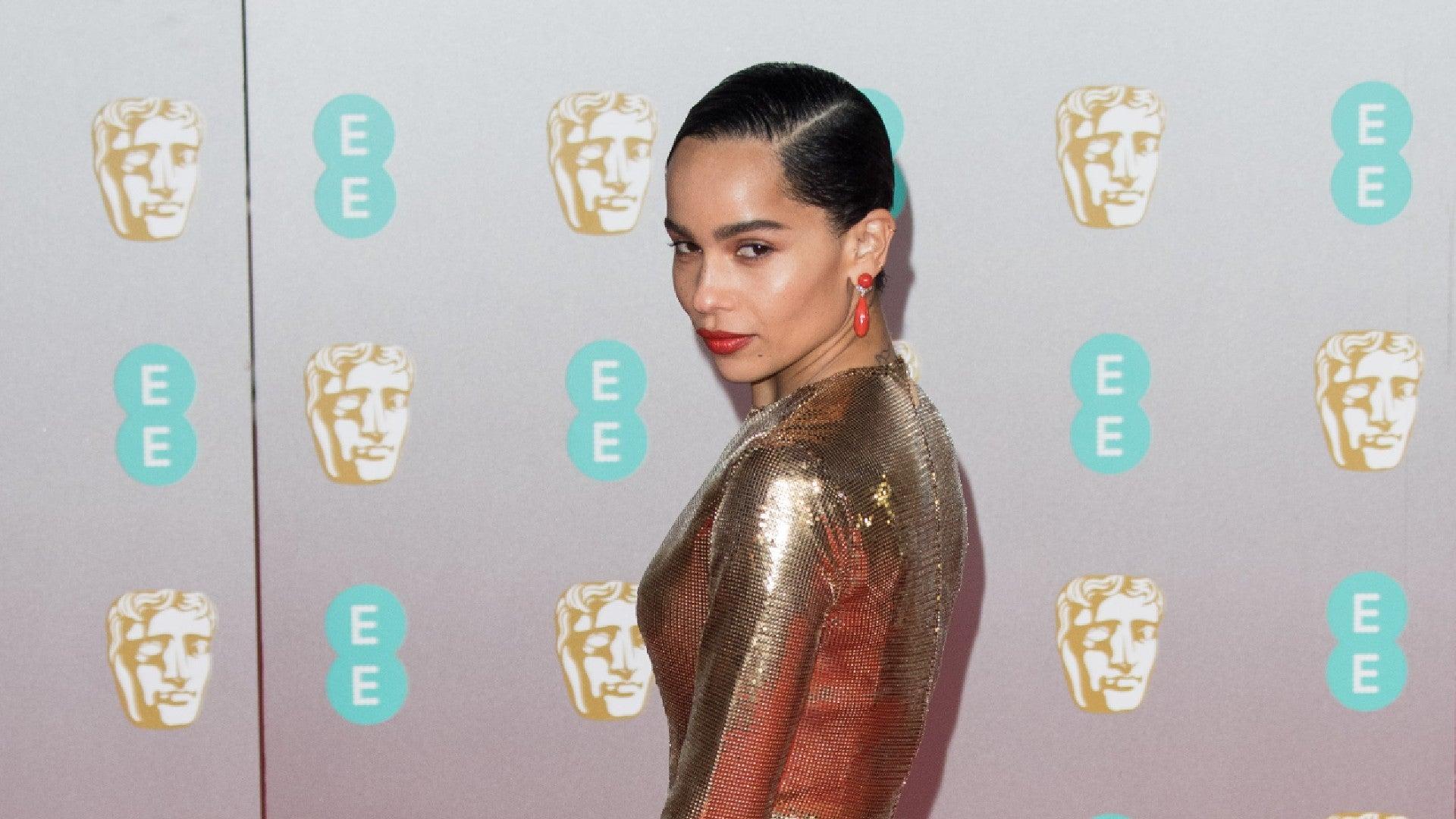 Zoë Kravitz's Sexy Short Cut Will Make You Rethink Long Hair