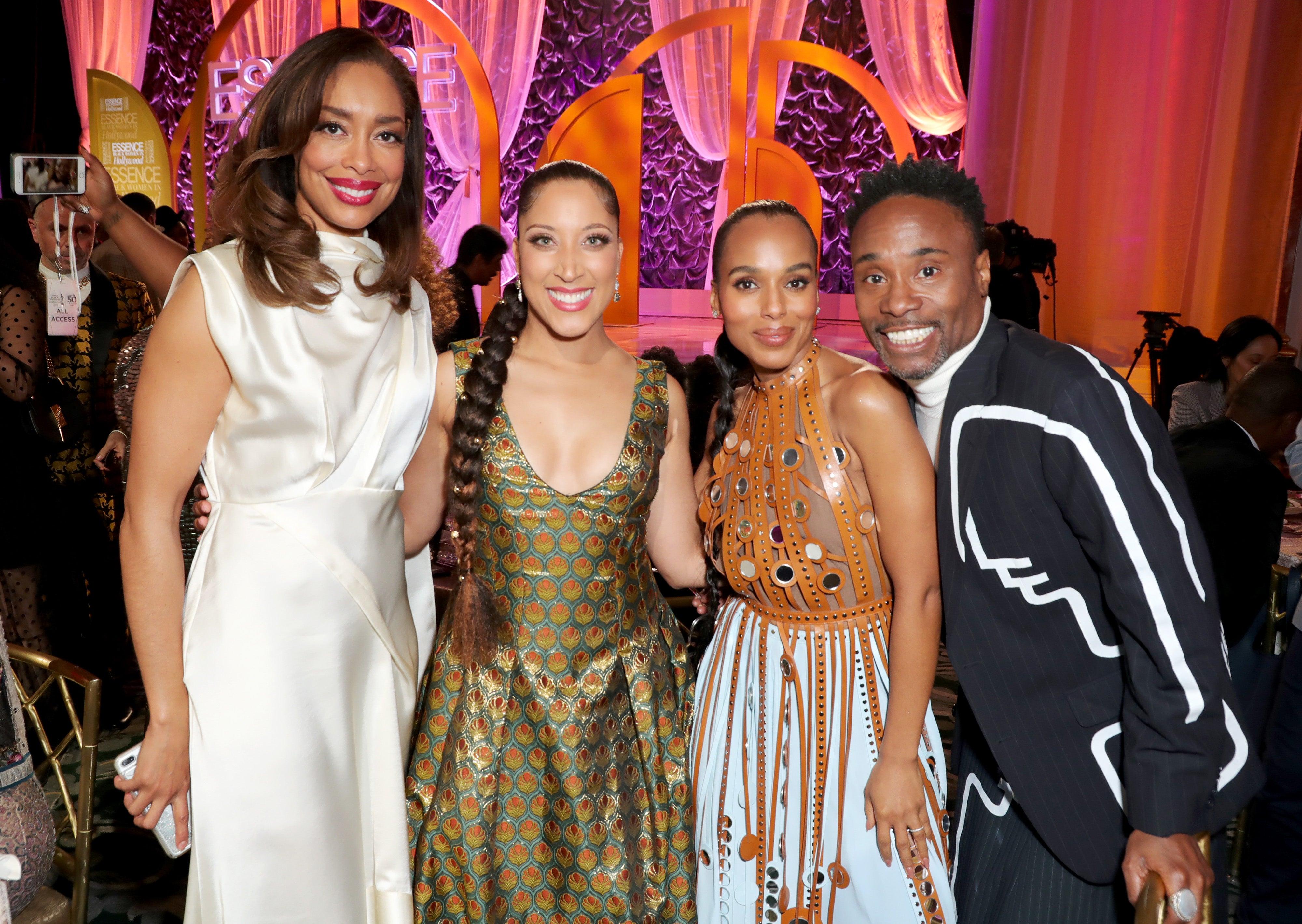 Black Ladies In Hollywood Is Black Ladies Christmas