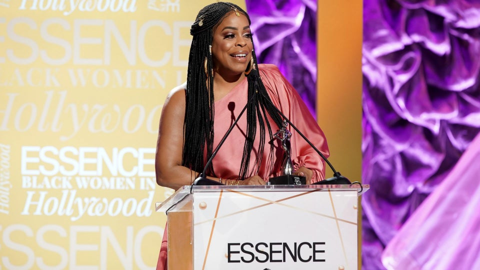 Lashana Lynch Calls Niecy Nash 'A Brilliant Example For Young People'