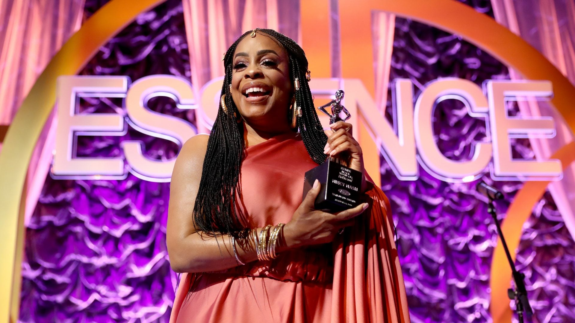 Niecy Nash Breaks Her Silence On Divorce At Black Women In Hollywood