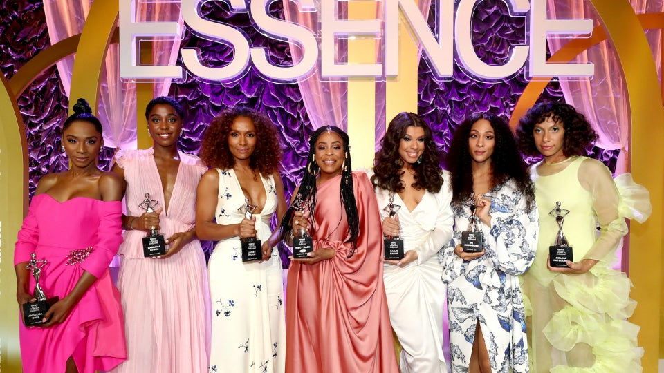 A Must-See Celebration: Watch The Entire ESSENCE Black Women In Hollywood Awards