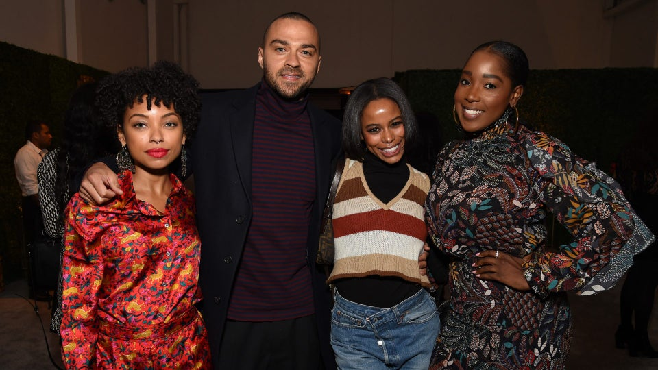 Stars Came Out To Celebrate Diverse Filmmaking At MACRO's Pre-Oscars Party