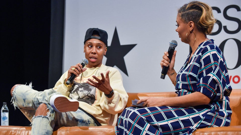 Lena Waithe: 'When You Get To The Front Of The Line, Who Are You Looking Back & Bringing With You?'
