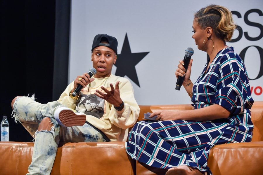 Lena Waithe: 'When You Get To The Front Of The Line, Who Are ...