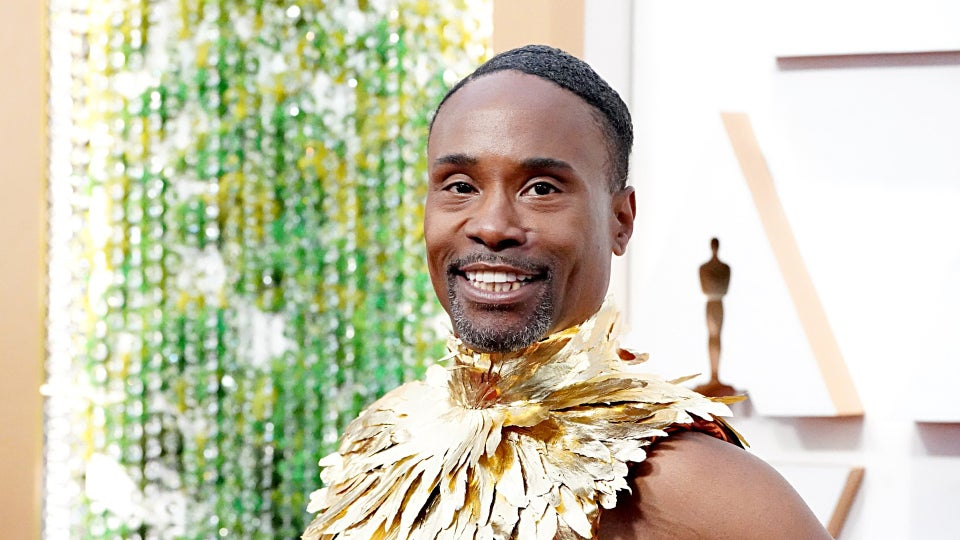 Billy Porter Got Ready For The Oscars With These Drugstore Beauty Products